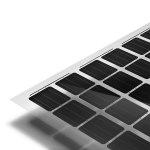 Transparente Glas Photovoltaik für Terrasse & Carport